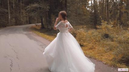 Сбежавшая русская невеста отдалась первому встречному